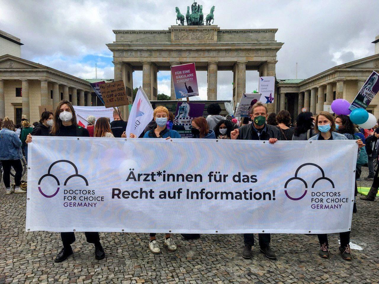 Aktionstag für sexuelle Selbstbestimmung – Rückblick